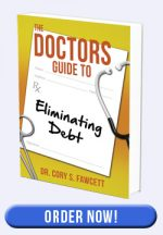 Dr. Cory S. Fawcett's 2nd Book
